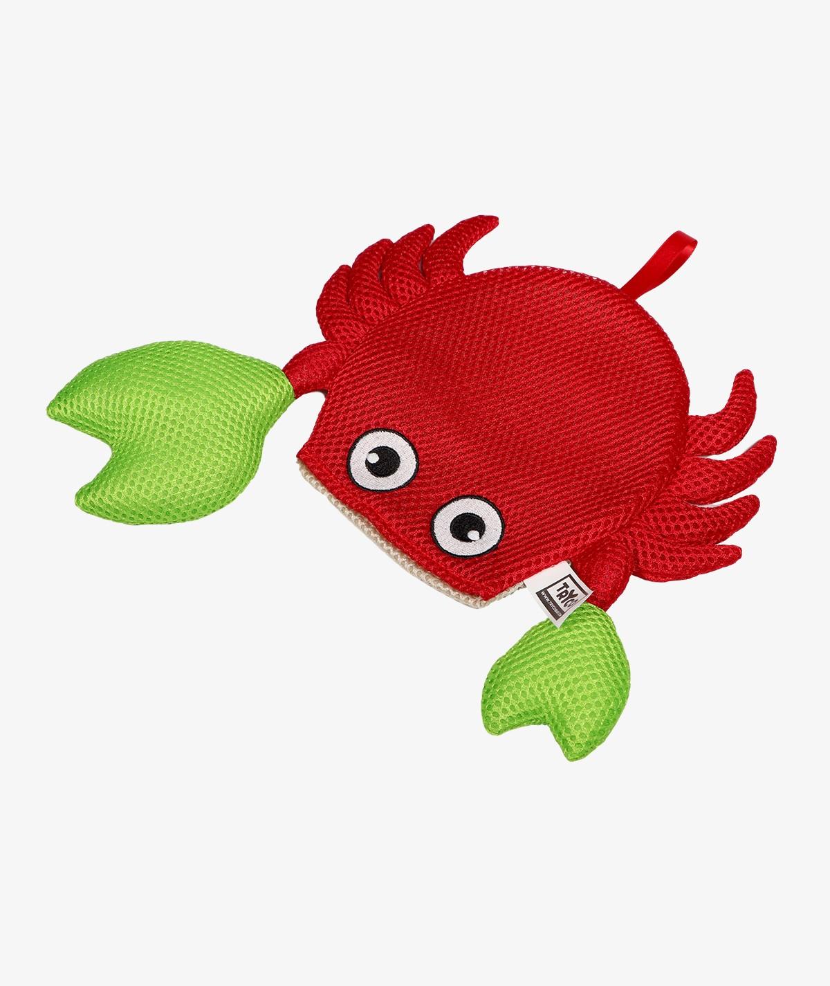 Gant de Toilette Crabe Carl