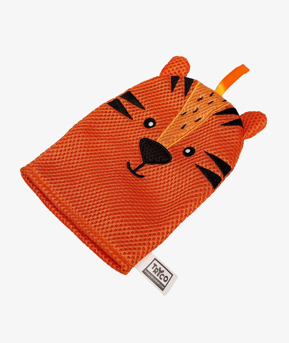 Tiger Tess Washcloth