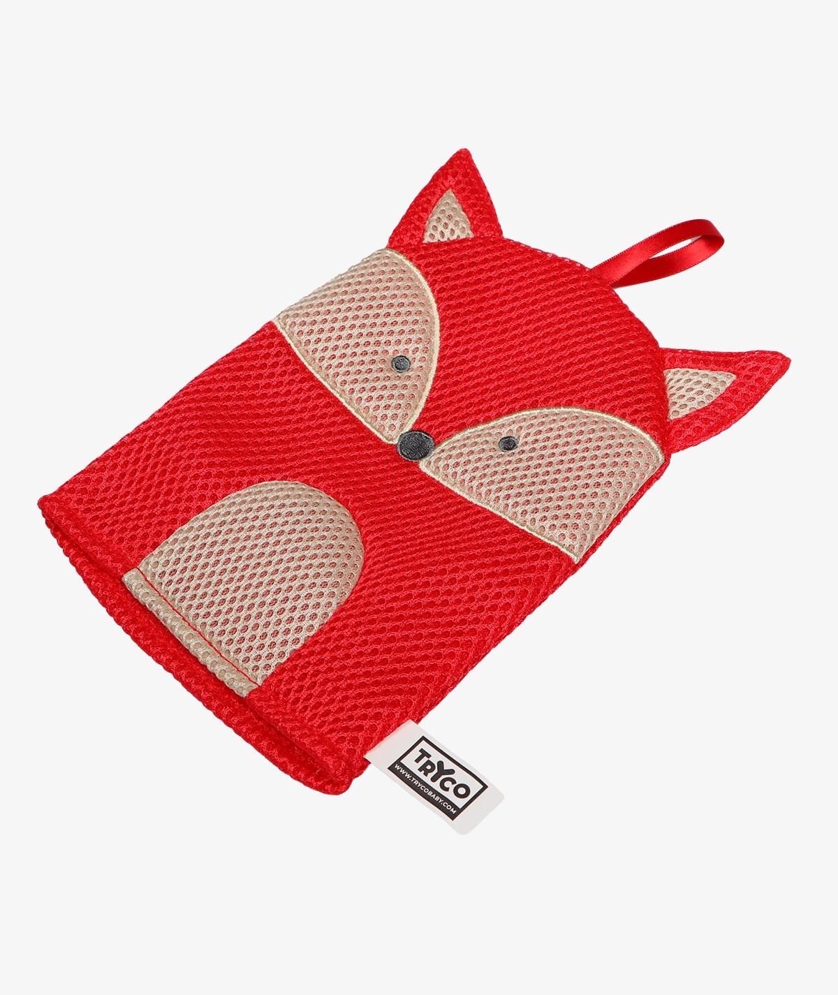 Fox Florix Washcloth