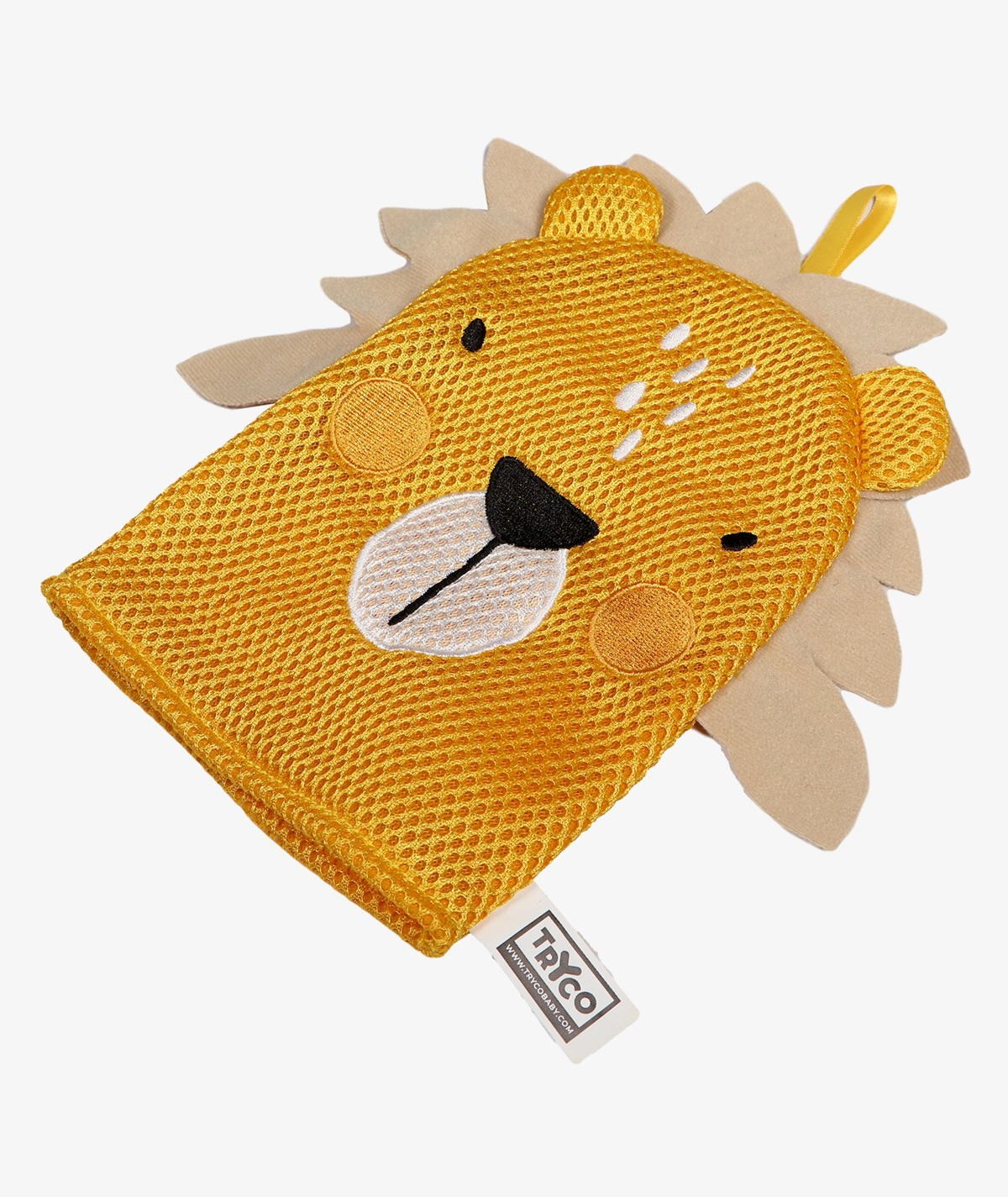 Lion Leo Washcloth