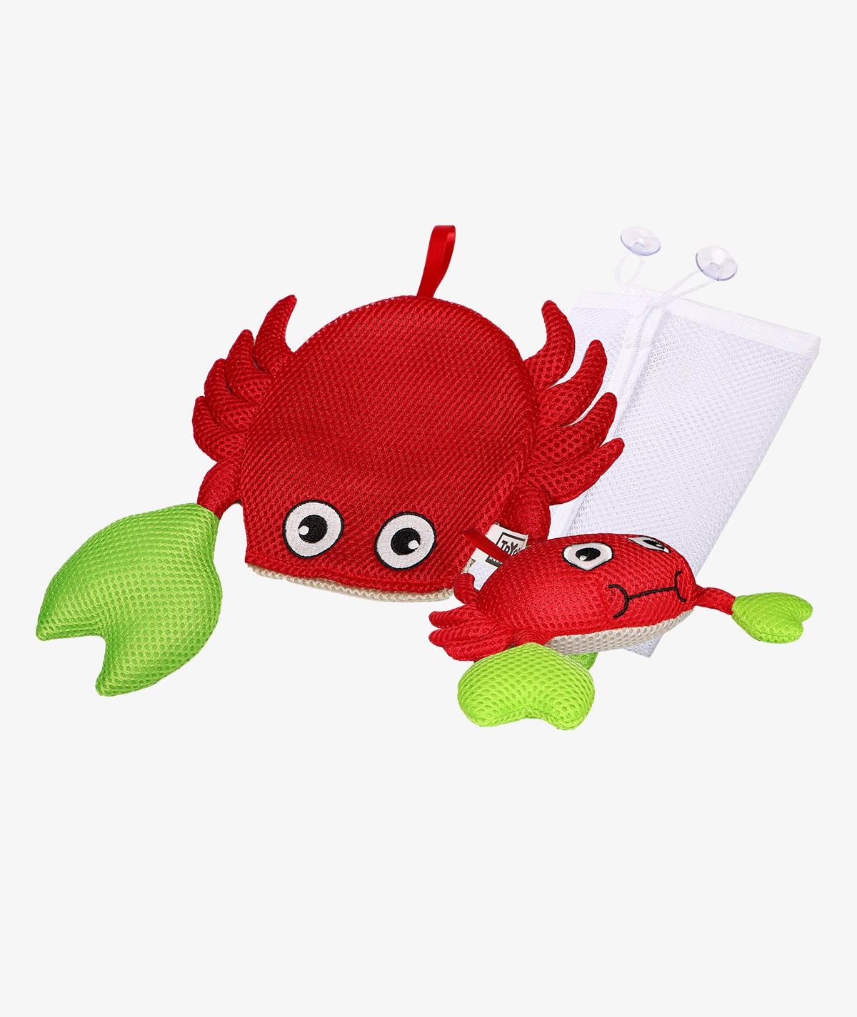 Crab Carl Bath Set incl....