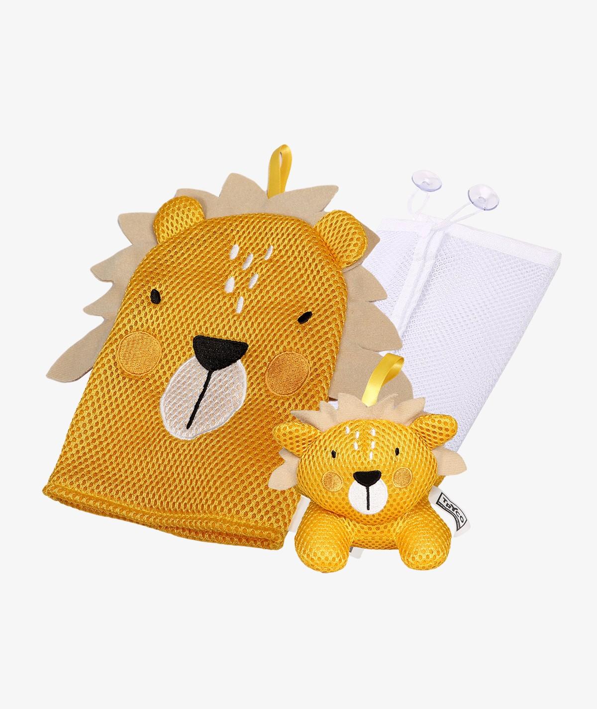 Lion Leo Bath Set incl....