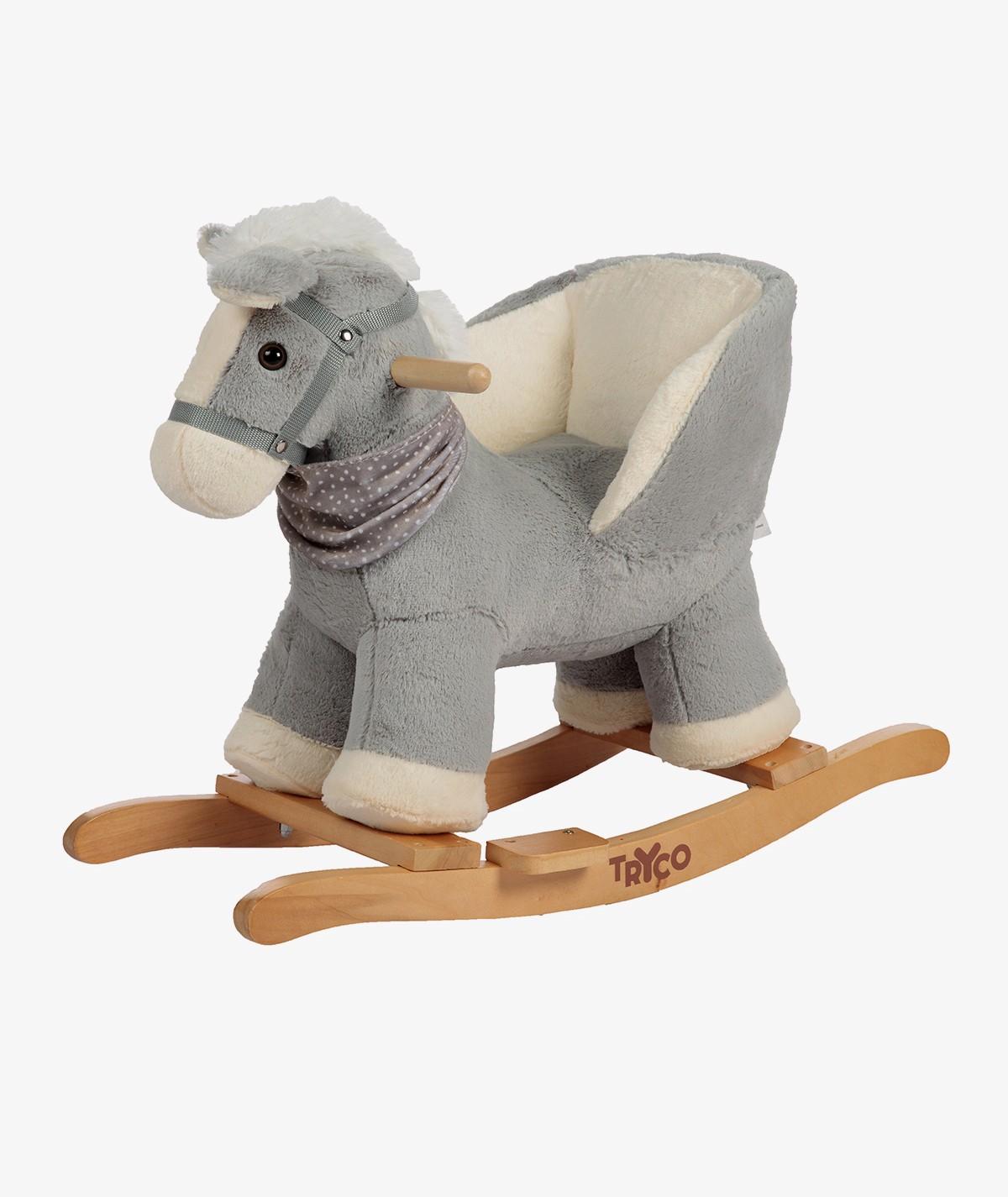 Rocking Chair Horse Mae