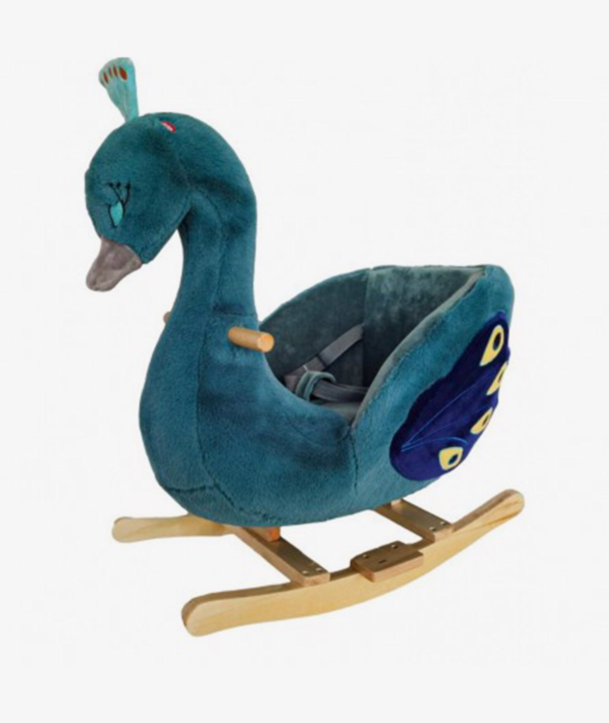 Rocking Chair Peacock Pixie