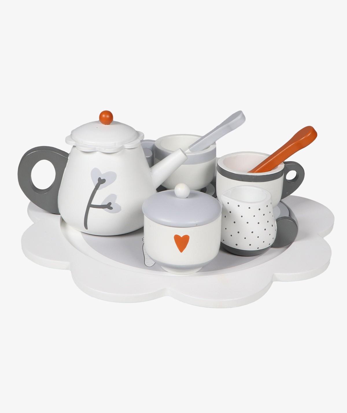 Wooden Tea Set Toy