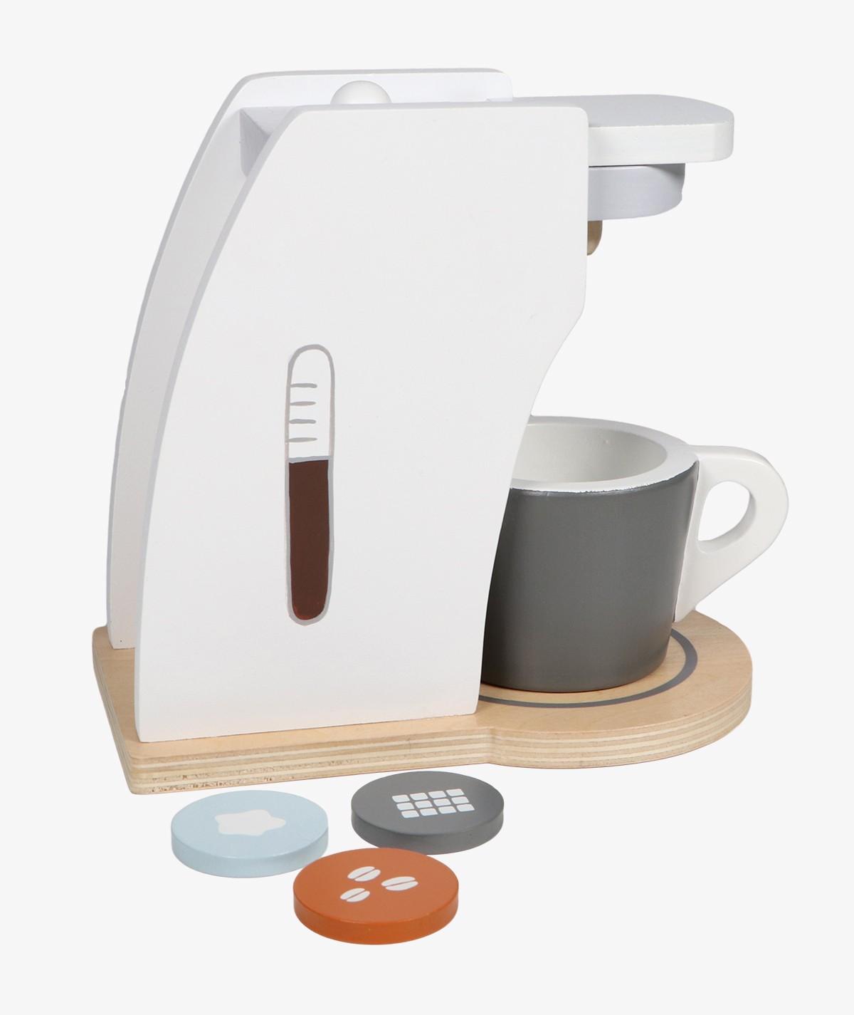 Wooden Coffee Maker