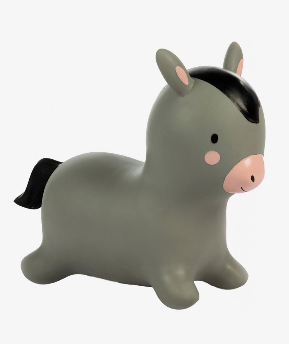 Dusty The Horse Grey