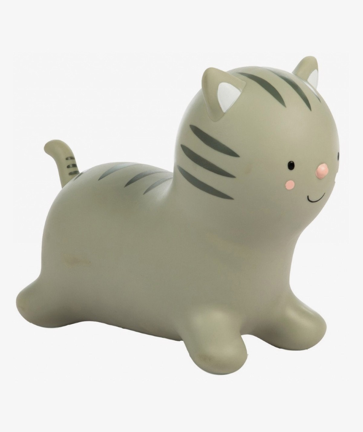 Milly the Cat Light Grey