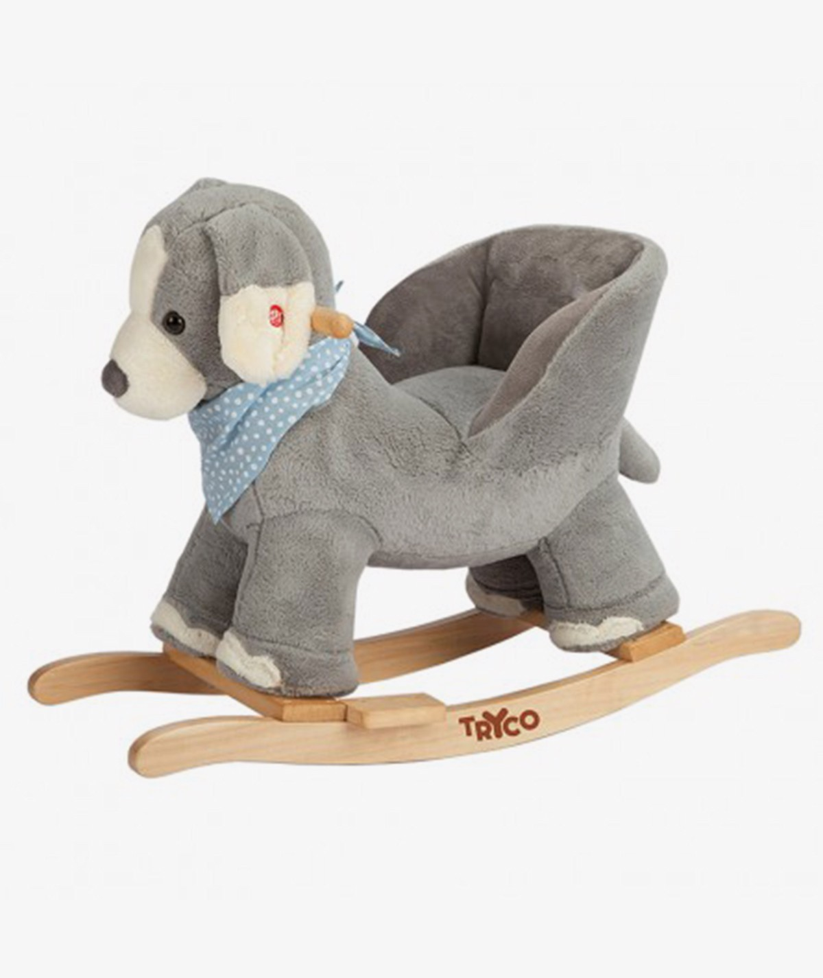 Rocking Chair Dog Nola