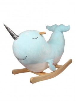 Rocking Chair Narwhal