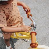 The perfect balance bike for the mini cyclist 🚲     #trycobaby #firstbike #balancebike #summerfun #outdoorfunforkids #bike #bicycle #kidsbicycle #childrensbicycle #modernbicycle #outdoorfun #kidsbike #childrensbike #childhood #playtime #kidstoys #kidsinspo #balancebikes