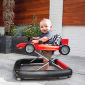 Who else is watching the Formula 1 Race today? 🏁 Who are you rooting for?      #trycobaby #walker #babywalker #babyshop #walkers #walkermurah #F1 #F1walker #F1racer