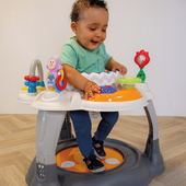 Playtime! The boogie activity center comes with so many different toys like the removable steering wheel with sound. 🏎️     #trycobaby #baby #babygear #skiphop #fun #activitycenter #cute #cutie #happy #playtime #learning #learningtoys #smile #adorable