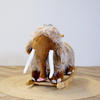🦣 I N T R O D U C I N G 🦣 Marly the Mammoth has finally arrived 😍⁣ ⁣ ⁣ ⁣ ⁣ #trycobaby #rockinganimal #Marly #mammoth #mammothmarly #rocking #rockingmammoth #nursery #nurseryideas #nurseryinspo #nurserydecor #kidsroom #playroom #childrenstoys #playtime