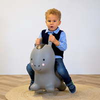 Hop hop hoppin' into the weekend! 🤩⁣ ⁣ ⁣ ⁣ ⁣ ⁣ #trycobaby #bouncy #bouncydonkey #playtime #donkey #playtime #kidsimagination #nurseryideas #playroom #weekend