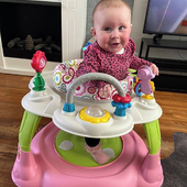 Romy is having so much fun in the Boogie activity center! 🥰     📸 : @romy_2020official     #trycobaby #babygear #skiphop #fun #activitycenter #playcentre #playtime #learning #learningtoys #smile #adorable