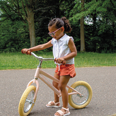 A walk in the park? Never without my Chaser Balance Bike! 🚲      #trycobaby #firstbike #balancebike #summerfun #outdoorfunforkids #bike #bicycle #kidsbicycle #childrensbicycle #modernbicycle #outdoorfun #kidsbike #childrensbike #childhood #playtime #kidstoys #kidsinspo #balancebikes