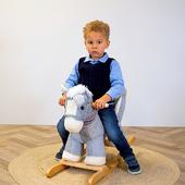 🐎 Yeehaw 🐎      #trycobaby #rockinganimal #rocking #rockinghorse #nursery #nurseryideas #nurseryinspo #nurserydecor #kidsroom #playroom #childrenstoys #playtime